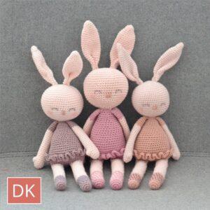 Bella Ballerina Kanin Original DK - Bella Ballerina Bunny Original 2016 DK