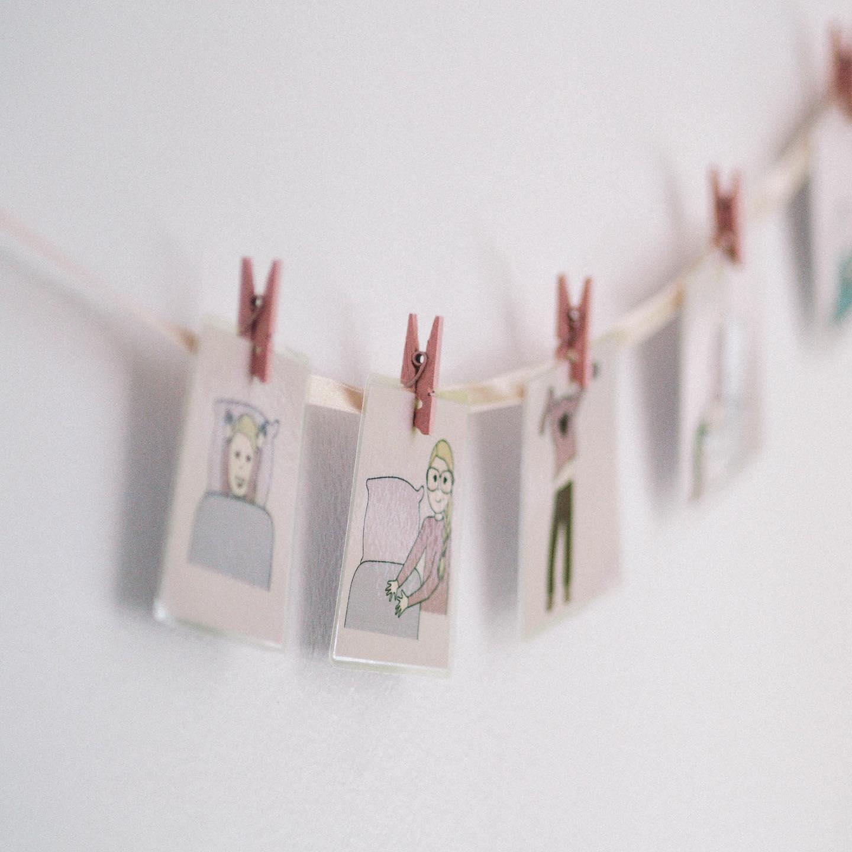 Piktogrammer til børn
