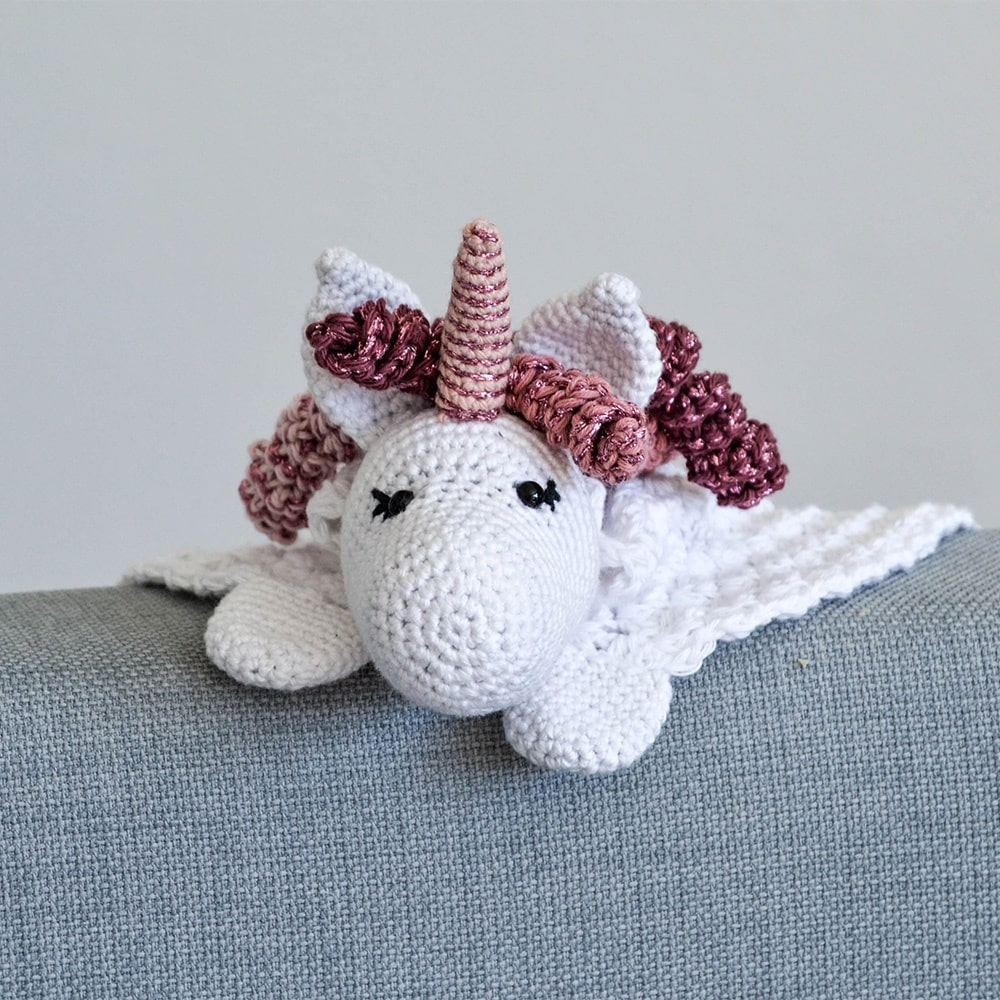 Ballerina Unicorn Amigurumi ~ FREE Crochet Pattern | 1000x1000