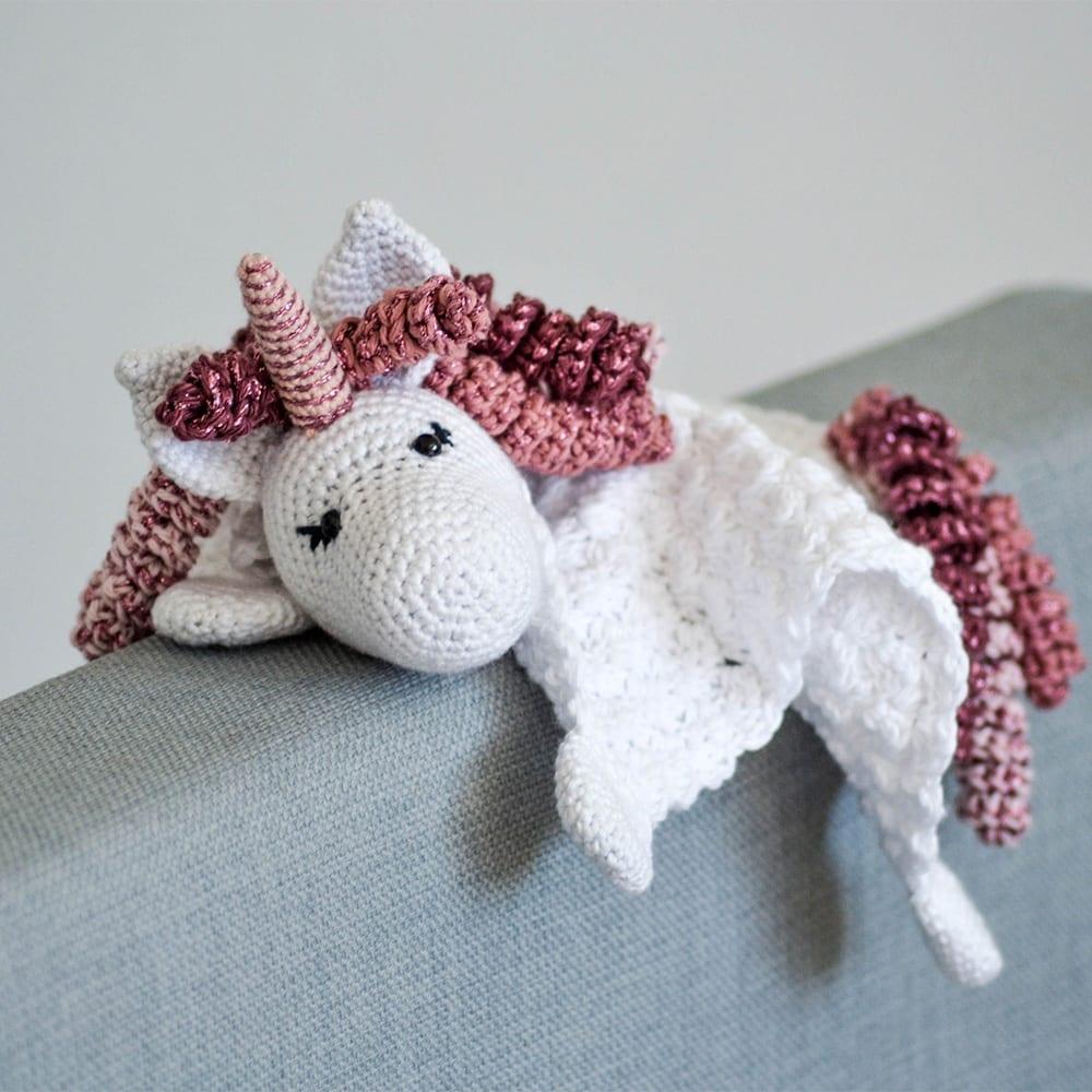 Comet the Unicorn Comet the Unicorn crochet pattern | 1000x1000