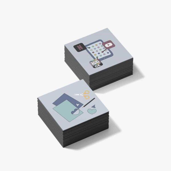 Magnetiske Piktogrammer | Tilkøbspakke | Pige